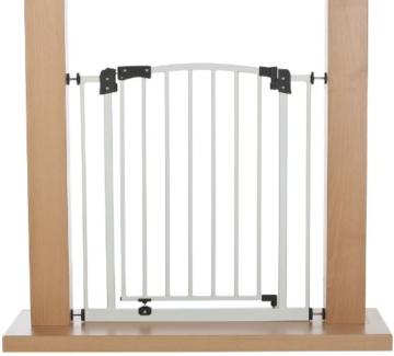 Treppenschutzgitter Impag ohne Bohren Tom Weiß