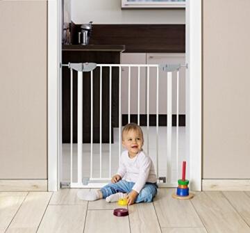 Tür- und Klemmgitter mit Einbau Indikator Reer 46730