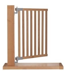 Tür- und Treppenschutzgitter Impag mit Automatiktür