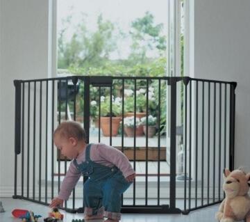 Türschutzgitter Baby Dan 5626-10600-17-85 Flex 3