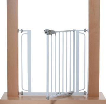 Türschutzgitter / Treppenschutzgitter von Impag mit Swing
